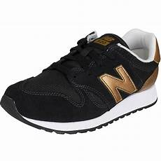 new balance damen sneaker wl520 b leather textile synth