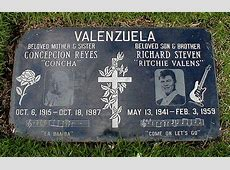 ritchie valens plane crash site