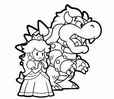 paper bowser coloring pages 17646 bowser coloring pages free coloring home