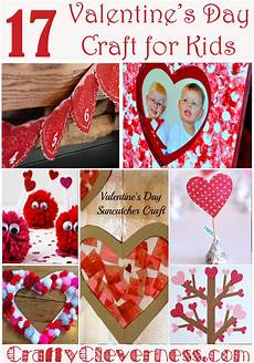 17 Valentines Day Crafts From The 17 s day crafts for crafty cleverness