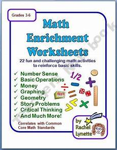 algebra enrichment worksheets 8396 math enrichment worksheets with answer math enrichment math writing math