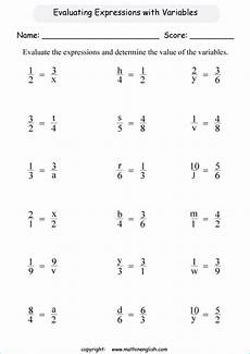 fraction algebraic expressions worksheets 3925 printable primary math worksheet for math grades 1 to 6 based on the singapore math curriculum