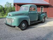 1950 Ford Truck  Pickup FOMOCO Trucks