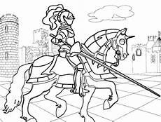 Malvorlagen Ritter Und Burgen Die Besten 25 Ausmalbilder Ritter Ideen Auf