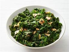 sauteed kale with garlic recipe food network kitchen food network