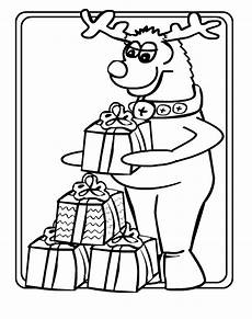 Malvorlagen Rentier Text Weihnachten Rentier Ausmalbilder Animaatjes De
