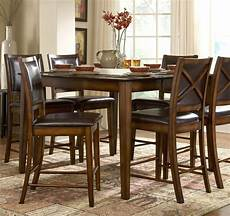 Counter Dining Room Sets verona counter height dining room set counter height