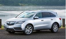 acura maker acura makes mdx longer adds fwd