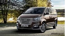 Hyundai H1 2018 Coba Hapus Kesan Mobil Travel Autonetmagz