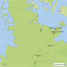 Stepmap Orte In Schleswig Holstein Landkarte F 252 R
