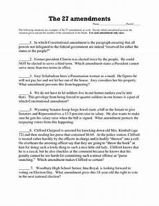 10 best images of amendments 1 10 worksheet 27 amendments worksheet first amendment worksheet