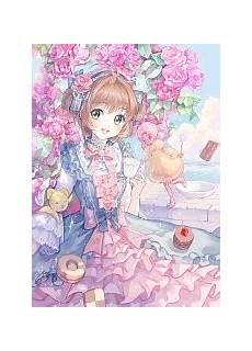 Anime Malvorlagen Indonesia Clow Cards Cardcaptor Page 2 Zerochan Anime