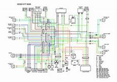 1988 1990 honda nx125 color wiring diagram