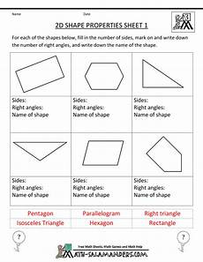 shapes worksheets second grade 1262 3rd grade math practice 2d shape properties 1 gif 790 215 1 022 pixels maddie math geometry