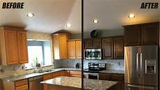 cabinet refinishing service woodworks refurbishing utah