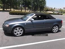2005 audi s4 cabriolet quattro at6