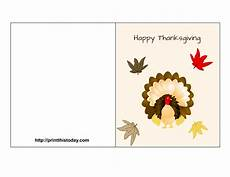 special happy thanksgiving cards printable for parents