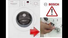 Bosch Serie 4 Washing Machine Installation Remove Bolts