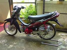 Modifikasi Shogun R foto modifikasi motor suzuki shogun r thecitycyclist