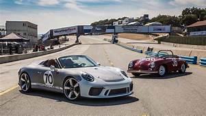 Porsche 911 Speedster Concept Fascinates US Audience