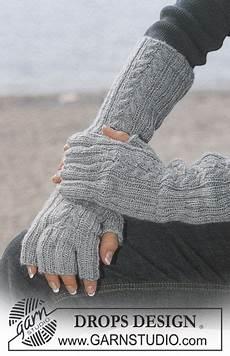 handschuhe stricken ohne finger mitaines en alpaca tricot fingerhandschuhe stricken