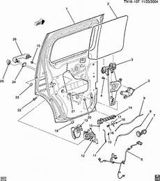 repair voice data communications 2009 acura rdx transmission control 2006 hummer h2 sut driver door latch repair diagram