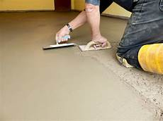 estrich wie 3 steps to installing concrete floors after construction