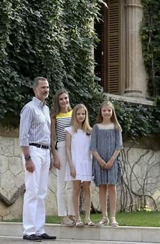 31 07 2017 Photos De La Famille Royale Espagnole