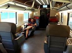 carrozze frecciarossa trenitalia frecciarossa executive class review microwave