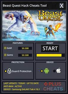 Malvorlagen Beast Quest Hack Beast Quest Hack Coins Unlimited Gems Android Ios