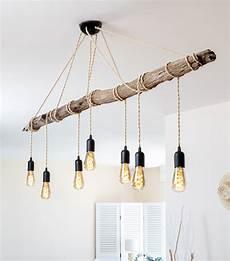 luminaire suspension bois flotté ambiance nature cr 233 ations artisanales de luminaires en