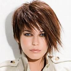 coupe de cheveux fins femme la moda en tu cabello cortes de pelo degrafilado para