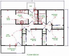 electric work house electrical wiring plan