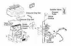 Aprilaire 558 Wiring Diagram by Aprilaire 110 Humidifier Iaqsource