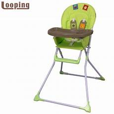 chaise haute looping chaise haute kiwi pliante looping momentbebe