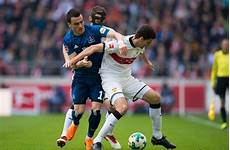 Vfb Stuttgart Gegen Hamburger Sv Schwacher Vfb Erreicht