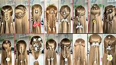 Easy But Beautiful Hairstyles