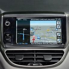 Test Peugeot 208 Touch Screen Gps Embarqu 233 S Ufc Que