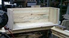caisse pour bois de chauffage coffre en bois de palette