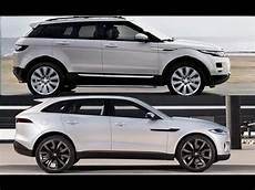 jaguar e pace vs land rover evoque 2016 jaguar f pace vs 2016 range rover evoque exterior
