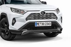 Spoilerschutzrohr Toyota Rav4 Hybrid Ab 2019 Vm05226 S