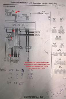 2004 subaru forester wiring diagram subaru forester electronic throttle faults p2109 p g motors