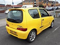 Shed Of The Week Fiat Seicento Sporting Pistonheads