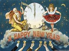 vintage happy new year wallpaper new year s day 2018 fun facts folklore traditions the old farmer s almanac