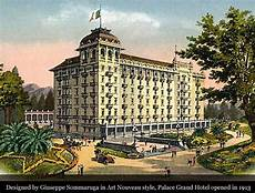 grand hotel co dei fiori palace grand hotel varese 1913 varese historic hotels