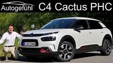 Citroen C4 Cactus Facelift Review Driving The New