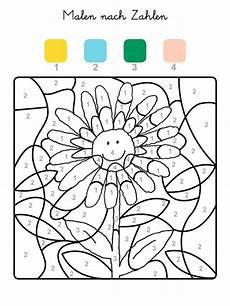 Kinder Malvorlagen Zahlen 1799 Best Color By Number Images On