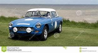 MG Sports Car Editorial Image  31645195