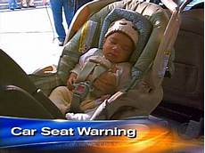 Kindersitz Auto Test - most infant car seats flunk crash tests cbs news
