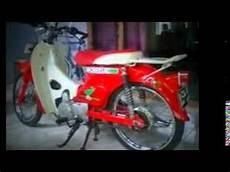 Pitung Modif by Modifikasi Motor Honda Pitung C70 Classic Modif Motor